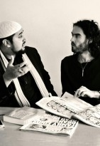Mo Ansar and Russell Brand discuss the rise of the far right and prejudice in Britain