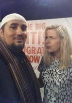 Following the debate with Katie Hopkins, Channel 5, Big Immigration Debate
